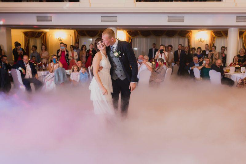 Ślub w Białej Wilczycy / sesja ślubna w Puszczy Niepołomickiej
