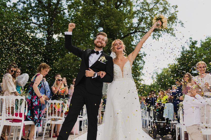 Plenerowy ślub w Wiedniu / sesja ślubna Szczyrbskie Jezioro