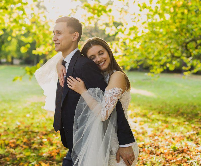 Zabezpieczony: Maria&Krzysztof