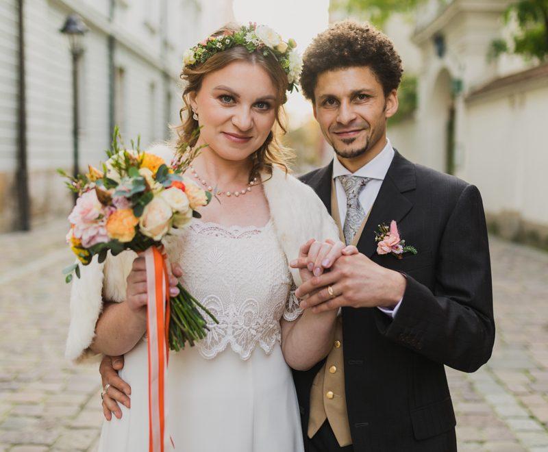 Zabezpieczony: Magdalena & Sebastien